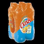 Oasis Tropical Oasis, 4 Bouteilles De 2l
