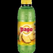 Nectar ananas PAGO, bouteille de 75cl