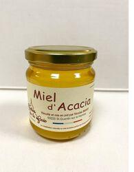 Miel d'Acacia, LES RUCHERS DE LA BAIE, 250g