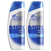 Head & Shoulders Shampooing Male Care Head&shoulders 2x250ml