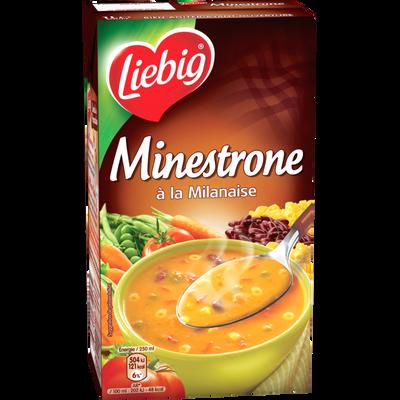 Potage Minestrone à la Milanaise LIEBIG, 1l