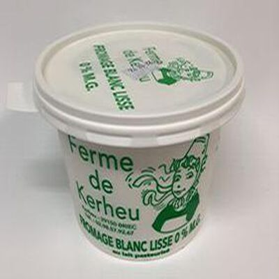 FROMAGE BLANC 0 % 1 KG