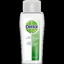 Savon gel nettoyant mains DETTOL 200ml