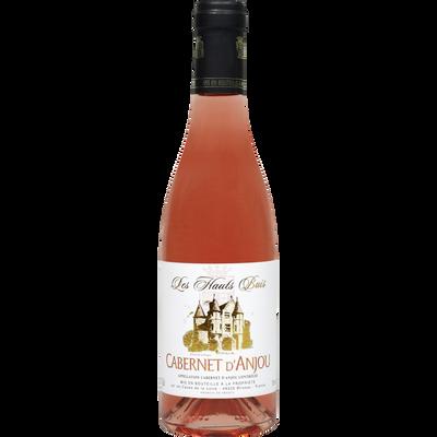 """Cabernet D'Anjou AOC rosé """"Les Hauts Buis"""" U 37,5cl"""