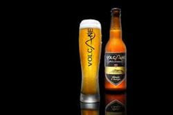 Bière artisanale LA VOLCANE bière blonde 33c