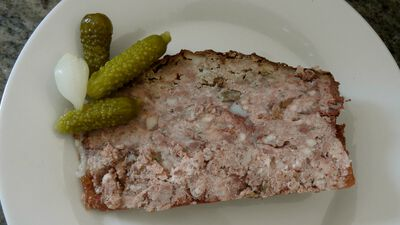 PATE CAMPAGNE GM  BARES