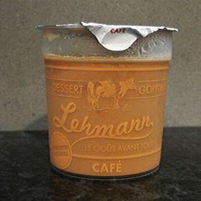 DESSERT GOURMANT CAFE 125G LEHMANN