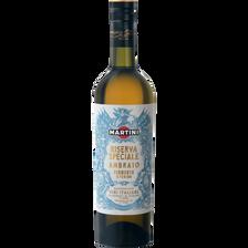 MARTINI riserva speciale ambrato, 18°, bouteille de 75cl