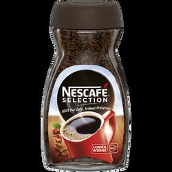 Café soluble Sélection NESCAFE, 200g