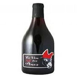 Le Vin des Anes rouge Côtes d'Auvergne  AOP 75cl