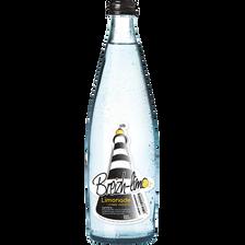 Limonade BREIZH-LIMO Val de Rance, bouteille en verre, 1l