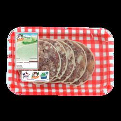 Museau de porc 5 tranches COSME, barquette 160g