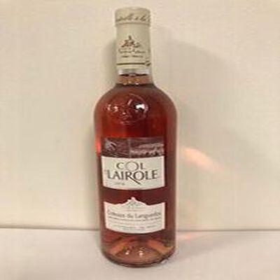 AOP Col de Lairole rosé