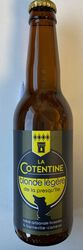 Bère Artisanale blonde légère 33cl BRASSERIE COTENTINE