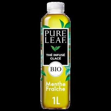 Pure Leaf Thé Infusé Glacé Saveur Menthe Du Maroc Pure Leaf Bio 1l