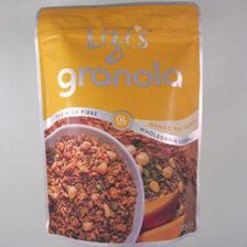 Granola mangue macadamia LIZI'S, 400g