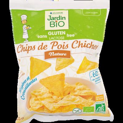 Chips pois chiche nature SG JARDIN BIO