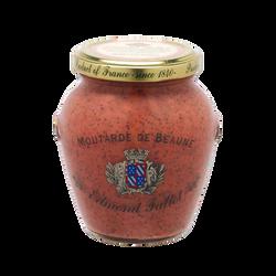 Moutarde au cassis de Dijon EDMOND FALLOT, pot orsio 305g