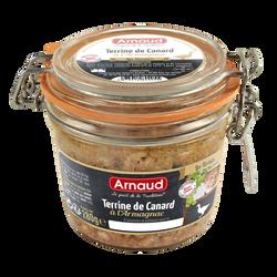 Terrine de canard Armagnac ARNAUD, 280g