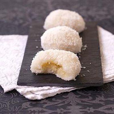 Perles de coco x4