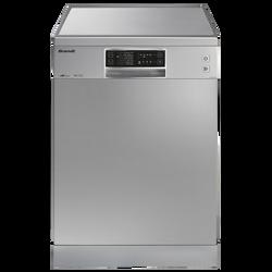 Lave vaisselle BRANDT DFH14524X silver-14 couverts-44db- classe a==/a/a-départ différé-7 programmes-4 températures