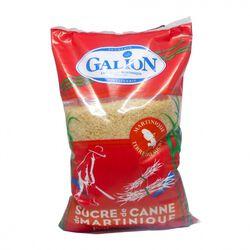 Sucre de canne, LE GALION, sachet de 1kg