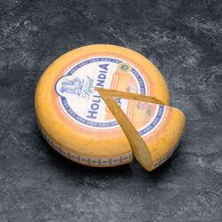Gouda Holland IGP jeune au cumin, lait pasteurisé