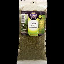 Thym feuilles Aromatiques SAINTE LUCIE,  150g
