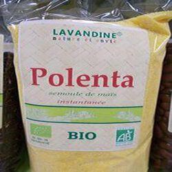 polenta bio 400G