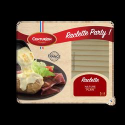 Fromage raclette lait pasteurisé nature 28%MG 800g