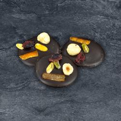 Mendiant classique chocolat noir, sachet 125g
