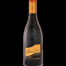 Saint Chinian Vin Rouge Aop Cvt  Roquebrun Grand Canal, Bouteille De 75cl