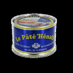Pâté pur porc HENAFF, 390g