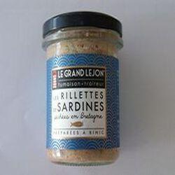 *RILLETTES SARDINE LE GRAND LEJ