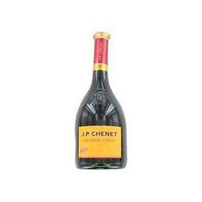 Vin rouge moelleux  J.P CHENET, 11,5°, bouteille de 75cl
