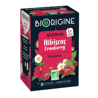 Infusion hibiscus cranberry