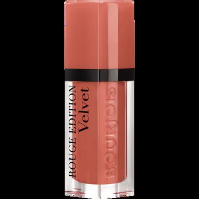 Rouge à lèvres édition velvet honey moon BOURJOIS