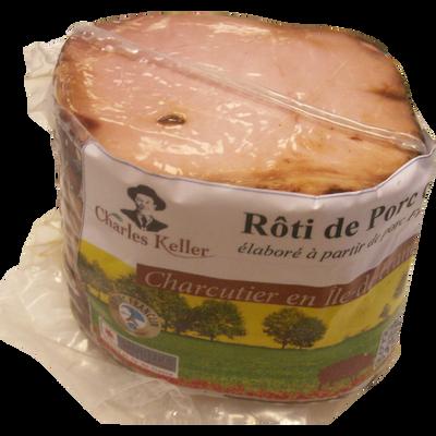 Rôti bruni porc francilin, 500g environ