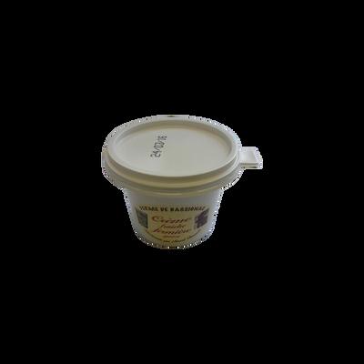 Crème fermière FERME DE BASSIGNAC, 36% de MG, pot de 20cl