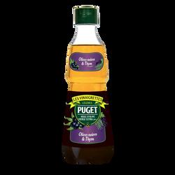 Vinaigrettes olives noires PUGET 330ml