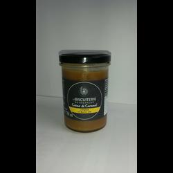 Crème caramel au beurre salé la biscuiterie de bretagne 220g