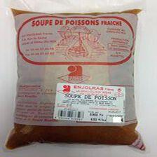 SOUPE DE POISSONS 900G