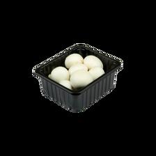 Champignon blanc, calibre moyen, Pologne, barquette 250g