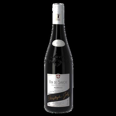 Vin rouge de Savoie Mondeuse Joly, bouteille de 75 cl
