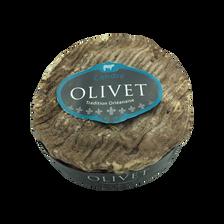 Olivet fleuri cendré au lait pasteurisé SAVALL, 22% de MG, 250g