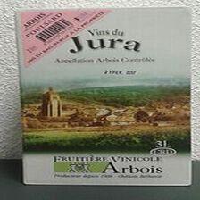 """Vin du Jura Arbois Poulsard """"Fruitière Vinicole d'Arbois"""" 3L"""