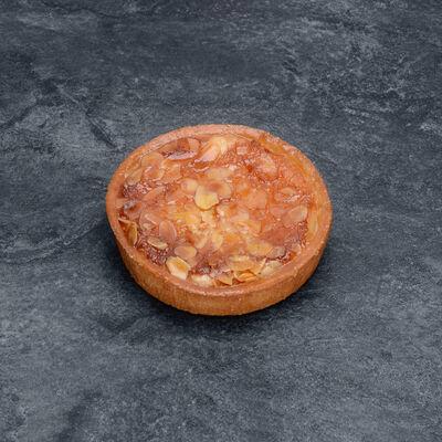 Tartelette amandine décongelée, 2 pièces, 130g