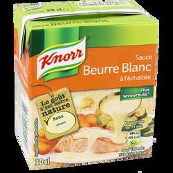 Sauce au beurre blanc KNORR, 30cl