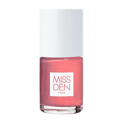 Vernis couleur absolue rose magnolia 125 MISS DEN, nu