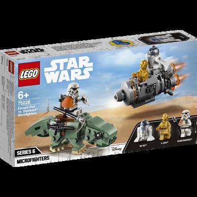 Capsule de sauvetage LEGO Star wars
